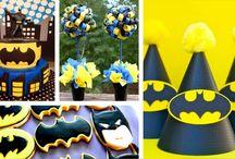 Festa tema Batman