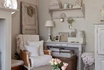 Lovely Déco (3) / Le style Shabby Chic