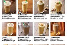 Starbucks / koffie ☕️
