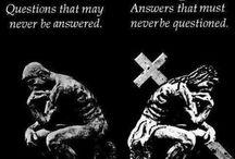 Filosofie / Gândirea filosofică în imagini.