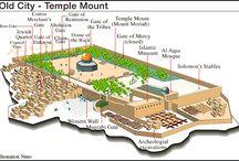 Mapa Jerozolimy Jezus | Przygotuj się na spotkanie Pana: International Wzgórze Świątynne