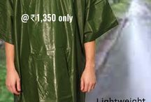 Poncho / Shop for multi purpose Poncho Rain Coats online at Olive Planet India. Best for all outdoor activities like Camping, Travel, Hiking etc. Visit: http://www.oliveplanet.in/poncho