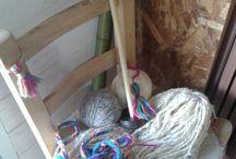tejido lanas