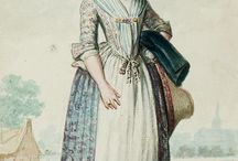 Fashion Plates and Portraits: 1770-1779