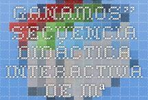 Secuencias Didácticas SGLab 15/16 / En el siguiente tablero podrás encontrar todas las Secuencias didácticas elaboradas por los participantes del Itinerario Formativo SGLab realizado en el Colegio San Gregorio (Aguilar de Campoo)