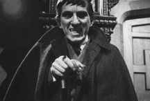 Dark Shadows / Dark Shadows - cool spooky campy old tv show, that featured vampires, witches, werewolves and such!