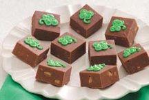 fudge and caramels