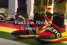 Iceberg uomo / Iceberg collezione e catalogo primavera estate e autunno inverno abiti abbigliamento accessori scarpe borse sfilata uomo.
