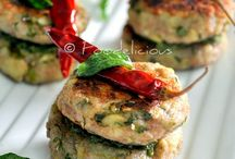 Recipes | Indian | Patties, Cutlets and Sandwiches.... Indian Style