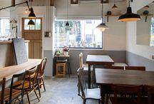 カフェ建築参考