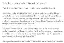 Sad love story pt.ll