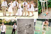 Wedding Games Ideas / by Jessie Lee