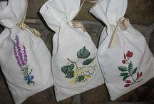 Vrecká na bylinky