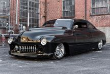 Ford monterey 1951