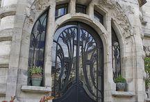 """Art Nouveau/Deco / """"La differenza tra mente e cuore? La mente ti dirà la cosa più intelligente da fare ed il cuore ti dirà ciò che farai comunque""""  - W. Khalifa"""