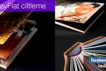 Bizim PhotoBooks / Üretimini yaptığımız ürünler.