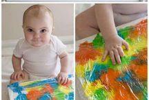 Creatieve kinder ideeën