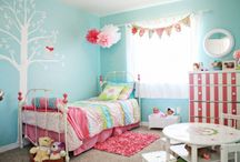 A's Birthday Bedroom Remake Ideas / by The Road Less Traveled