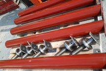 lally columns / steel lally columns