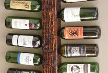 Wine rack / Dining room