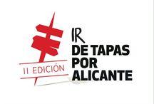 II Edicion de IR DE TAPAS POR ALICANTE / Ruta de Tapas por Alicante que tendra lugar del 5 al 18 de Junio del 2014