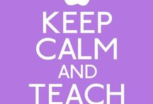 Teaching Inspiration / by Emily Collins