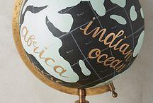 Globe obsession