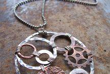 Steampunk Jewelry &Clothing etc.