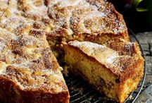 Apple cakes recipes