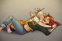 Linny-Luna&Ginny