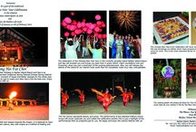 Chinese New Year Celebration / An Invitation to be part of the traditional Chinese New Year Celebration in the romantic Badian Island Resort & Spa and Enjoy the Badian Life Style.