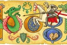 Doodle Google Mondo - Mediarete - Web Agency Verona / I migliori Doodle di Google