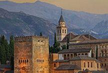 Spain is beautiful