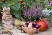 Garten ♥ Garden / Garten-Deko - ideas - inspiration ♥ Garden decoration
