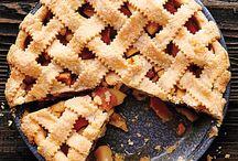 FOOD: Pies and Tarts