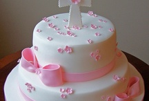 Baptism Cake Ideas