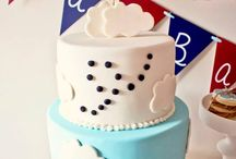 Upcoming Cake / I decorate mostly kids birthday cakes for Friends and family. / by Jamie Turnbull