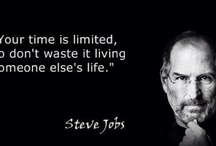 Steve Jobs / Steve jobs inspiration leadership and innovation