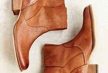 My shoes like...