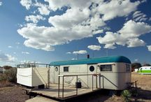Vintage Campers / The coolest, funkiest vintage campers to be swooned upon
