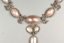 Marie Antoinettish necklaces