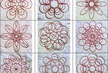 Quilt Stitching Patterns