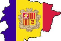 Pyrenees, Andorra / Regions