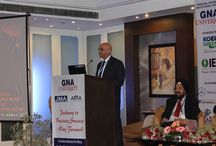 """GNA UNIVERSITY ORGANIZED SME CONCLAVE on 27th of Feb at Hotel Cabbana / SME conclave was organized by GNA University in association with All India Management Association and Jalandhar Management Association on the theme """"Pathway To Business Success: Way Forward"""" in which around 150 delegates from industry and academia attended the Conclave."""