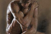 Male Nude Inspiration