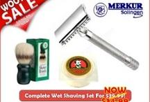 Safety Razors / Safety Razor Deals.  Wet Shaving Deals.