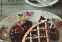 [Food - waffles]