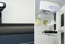 Nuestro equipamiento / Unidad de mama, quirófano, ecógrafo, eq. hormonas