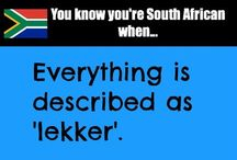 What I love about South Africa