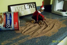 Elf on a shelf(: / by Chelsey Wright